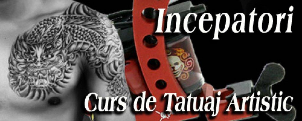 Cursuri Tatuaje Artistice si Cosmetice