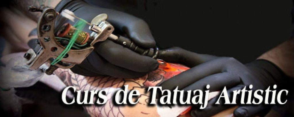 Curs Tatuaj Artistic